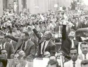 New York City Welcomes the Apollo 11 Astronauts
