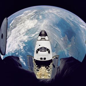 Fish-Eye View of Atlantis