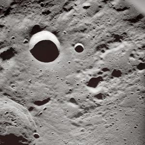 Long Shadows on the Lunar Surface