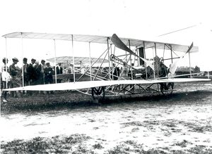Wright Flyer Test Flights at Fort Myer, VA